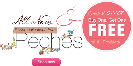 Buy 1 Get 1 Free on all Products